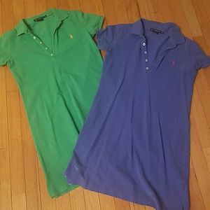 Bundle Deal*** Polo Dresses